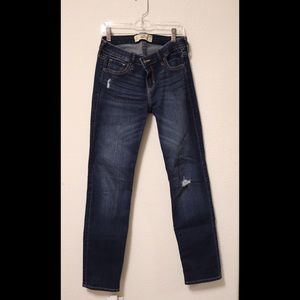 Hollister Ripped Skinny Jean